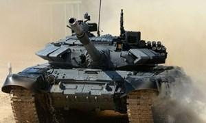 [Video] Siêu tăng T-72B