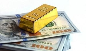 Giá vàng bật tăng nhờ kỳ vọng từ gói kích thích kinh tế tỷ USD