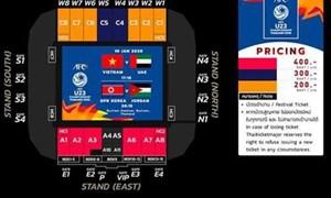 [Video] Giá vé trận U23 Việt Nam và U23 UAE cao nhất hơn 300.000 đồng