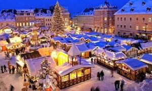 [Video] Những phiên chợ Giáng sinh sôi động nhất thế giới