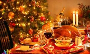 [Infographics] Những món ăn truyền thống dịp Giáng sinh