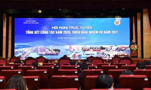 Tổng cục Hải quan tổ chức Hội nghị trực tuyến tổng kết công tác năm 2020, triển khai nhiệm vụ năm 2021