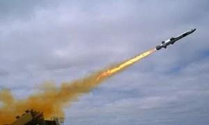 [Video] Mỹ khoe tên lửa đạn đạo tối tân có thể