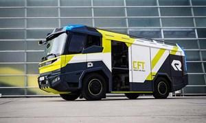[Video] Xe cứu hỏa triệu USD chạy bằng điện đầu tiên trên thế giới