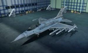 [Video] Tiêm kích giúp Đài Loan đối phó tàu sân bay Trung Quốc