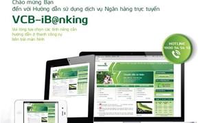 VCB-Mobile B@nking: Không ngừng thay đổi để phục vụ khách hàng