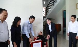Vietcombank tặng 100 căn nhà nhân ái và 1.000 suất quà tại Hà Tĩnh