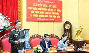 Vietcombank hỗ trợ 10 tỷ đồng xây dựng, sửa chữa nhà cho hộ nghèo tại Điện Biên