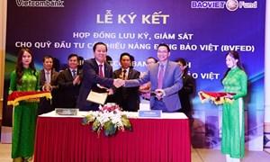 Vietcombank Ba Đình hợp tác cùng Baoviet Fund