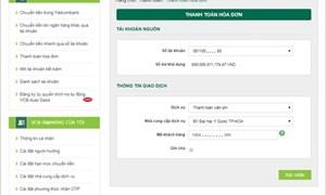 Vietcombank triển khai dịch vụ thanh toán trực tuyến tại Bệnh viện Y Dược TP. Hồ Chí Minh
