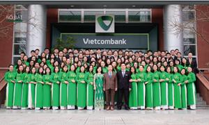 Vietcombank Vĩnh Phúc - Hành trình 15 năm nỗ lực không ngừng