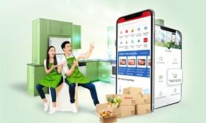 """Vietcombank ra mắt ứng dụng """"Mua sắm trực tuyến - VNPAY Shopping"""" trên VCB-Mobile B@nking"""