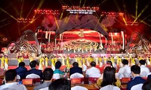 Vietcombank đồng hành cùng Lễ Khai mạc năm Du lịch quốc gia-Ninh Bình 2021