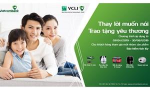 """VCLI với Chương trình """"Thay lời muốn nói, trao tặng yêu thương"""""""