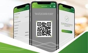 Vietcombank triển khai dịch vụ thanh toán QRCODE liên ngân hàng
