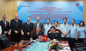 Hải quan Việt Nam – Nâng cao vị thế, mở rộng hợp tác