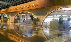 Vietcombank khai trương phòng chờ đẳng cấp tại Sân bay Quốc tế Nội Bài