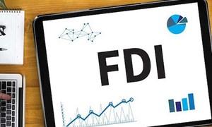 Thu hút FDI thiết lập kỷ lục