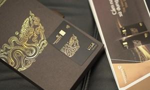 Thẻ ngân hàng dành cho giới thượng lưu:  Cạnh tranh nhờ sự khác biệt
