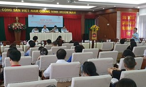 Hải quan Bình Dương đối thoại với doanh nghiệp Đài Loan