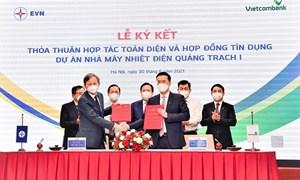 Vietcombank và EVN hợp tác toàn diện
