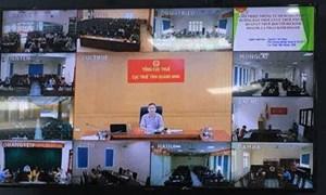 Cục Thuế Quảng Ninh tập huấn triển khai Thông tư số 40/2021/TT-BTC