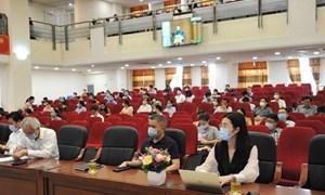 Tập huấn công tác phòng chống tham nhũng và giải quyết khiếu nại, tố cáo