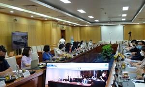 Việt Nam-Hàn Quốc hợp tác trong lĩnh vực hóa đơn điện tử