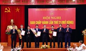 Chủ tịch HĐQT Vietcombank giữ chứcỦy viên Ban Thường vụ Đảng ủy Khối Doanh nghiệp Trung ương