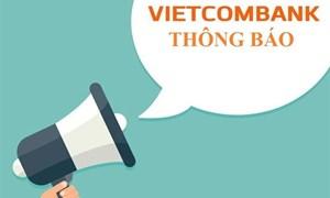 Cảnh báo thủ đoạn mạo danh thương hiệu Vietcombank