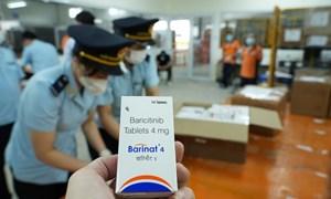 Lực lượng Hải quan bắt giữ hơn 60.000 viên thuốc điều trị COVID-19
