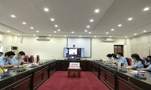 Hải quan Quảng Ninh tập huấn công tác quản lý rủi ro