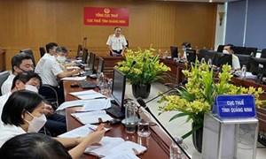 Cục Thuế Quảng Ninh triển khai hóa đơn điện tử