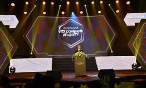 Dấu ấn mới từ Dịch vụ khách hàng ưu tiên của Vietcombank