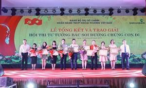 Văn phòng VCB phát huy sức mạnh của Đảng trong chỉ đạo thực thi nhiệm vụ chính trị