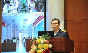 Tổ chức Hội nghị triển khai hóa đơn điện tử