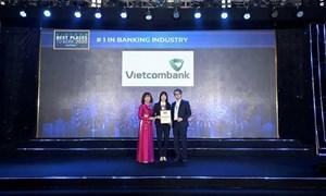 Vietcombank - Ngân hàng có môi trường làm việc tốt nhất Việt Nam