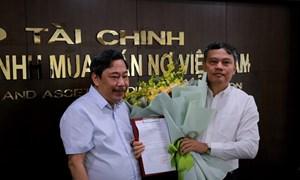 Bộ trưởng Bộ Tài chính bổ nhiệm Phó Tổng giám đốc phụ trách Ban Tổng giám đốc DATC