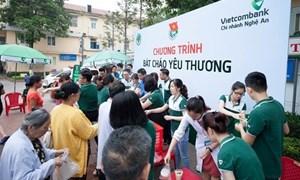 Chặng đường phát triển đầy tự hào của Vietcombank Nghệ An