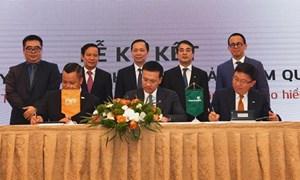 Vietcombank và Tập đoàn bảo hiểm FWD hợp tác phân phối bảo hiểm