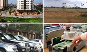 Chín kết quả nổi bật trong quản lý, sử dụng tài sản công