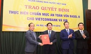 Ngân hàng đầu tiên tại Việt Nam đáp ứng chuẩn mực Basel II