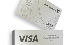 Vietcombank nhận hàng loạt giải thưởng quan trọng