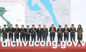 Vietcombank tham gia thanh toán trực tuyến trên cổng dịch vụ công quốc gia