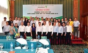 Đào tạo và nghiên cứu khoa học góp phần phát triển nội lực Vietcombank