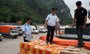 Ngành Hải quan: Đẩy mạnh chống buôn lậu tại các cửa khẩu