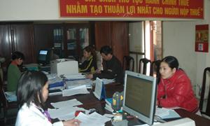 Ngành Thuế tỉnh Phú Thọ: Nỗ lực vượt khó hoàn thành tốt nhiệm vụ