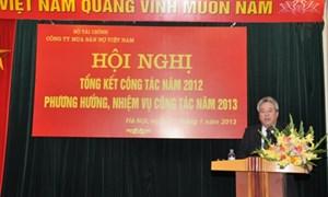 Công ty Mua bán nợ Việt Nam: Ghi nhiều dấu ấn vượt khó