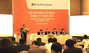 TienPhong Bank: Đặt mức tăng trưởng lợi nhuận 30%
