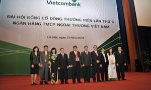 Vietcombank: Vững vàng trong gian khó